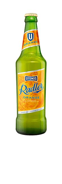 Radler, radler orange
